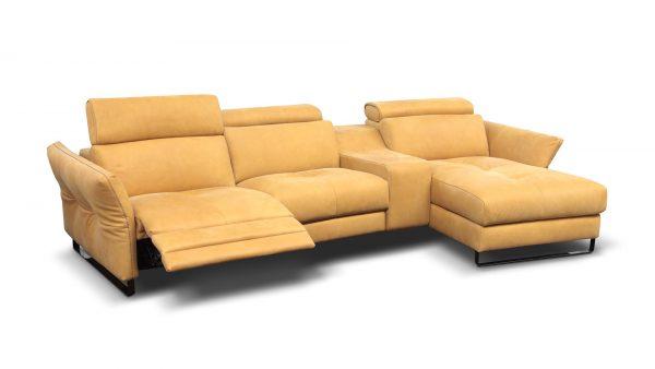 Kožená sedačka Smart- Luxusné talianske sedacie súpravy
