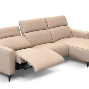 Kožená sedačka Kaos - Luxusné talianske sedacie súpravy