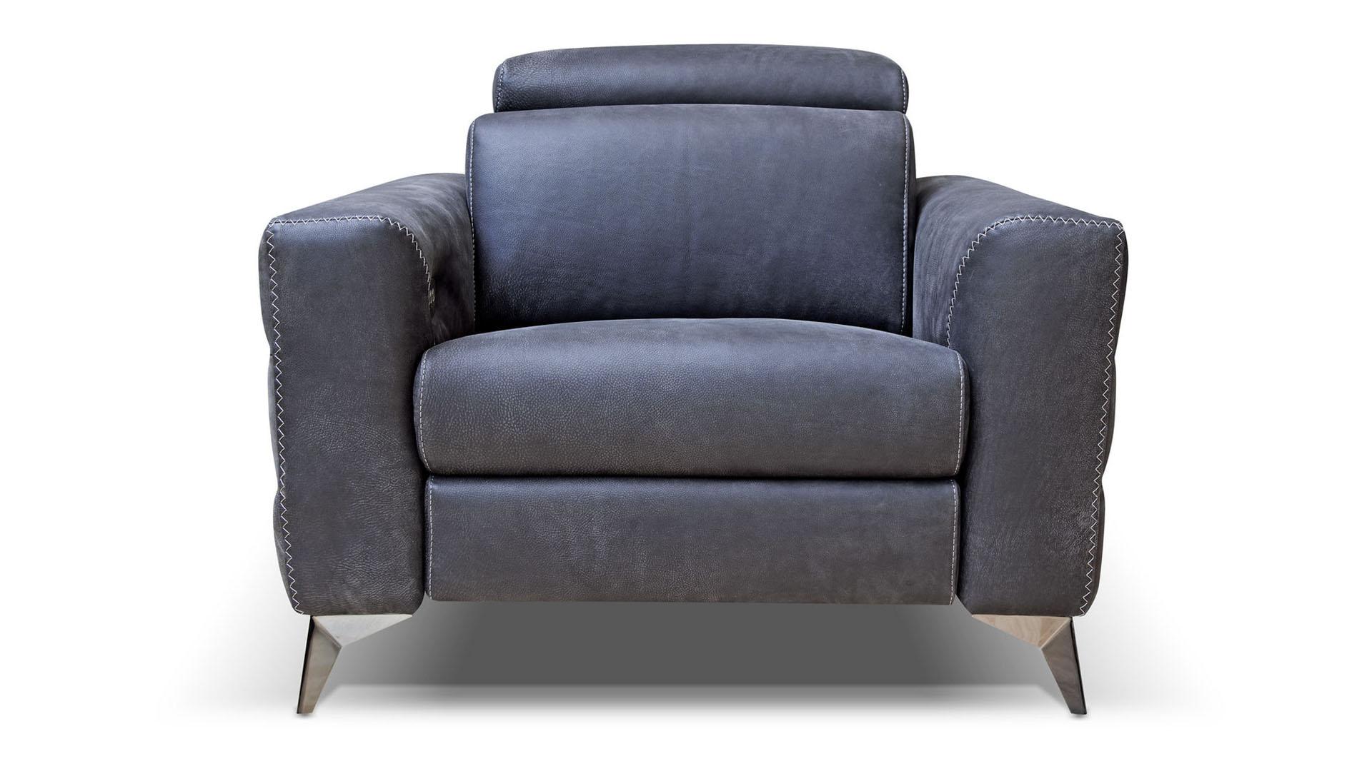 Kožená sedačka Ermes - Luxusné talianske sedacie súpravy