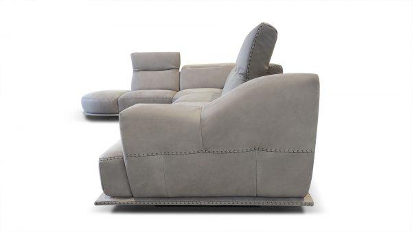 Kožená sedačka Fellini - Luxusné talianske sedacie súpravy