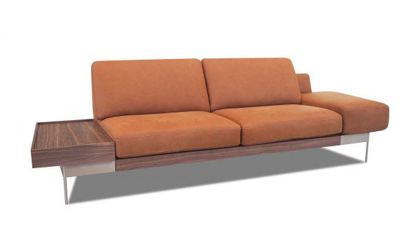Kožená sedačka Plane - Luxusné talianske sedacie súpravy