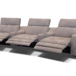 Kožená sedačka Lory - Luxusné talianske sedacie súpravy